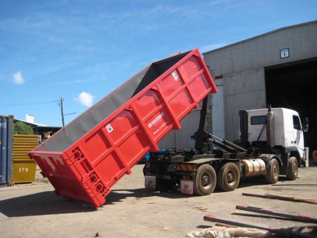 ACT Industrial :: Steel Bins