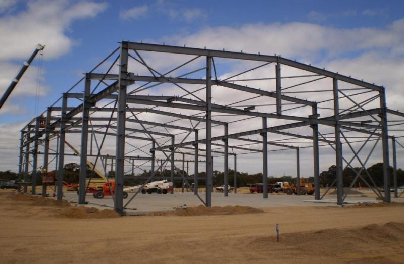 Act Industrial Australian Steel Fabricators Act